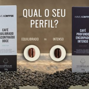 Cápsulas de café especial
